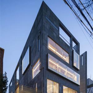 大师操刀:上海 韩国等地  高端建筑 室内外设计经典案例代表作