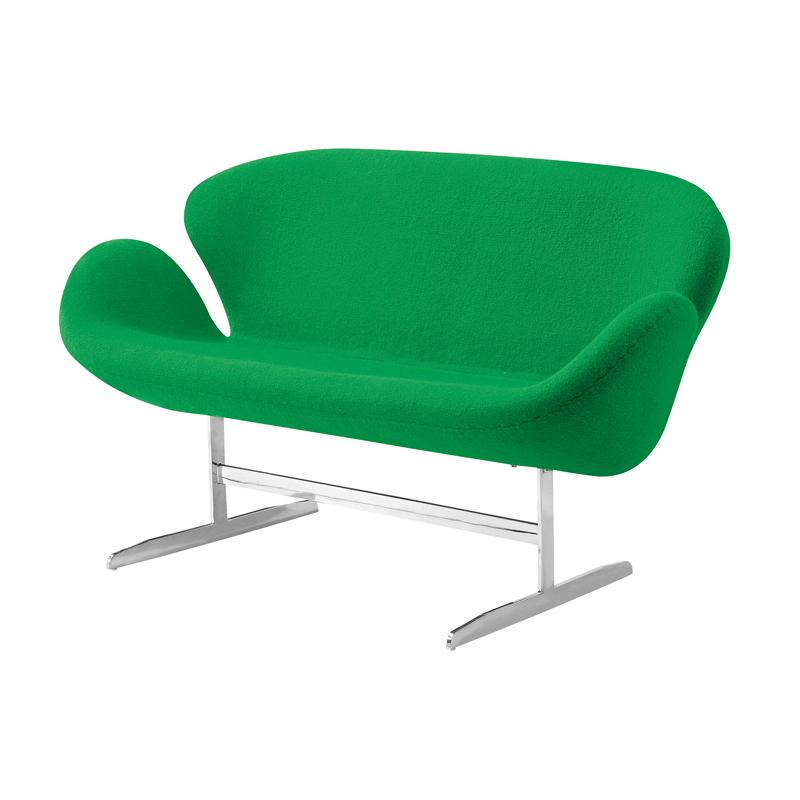 双人位天鹅椅 Arne Jacobsen