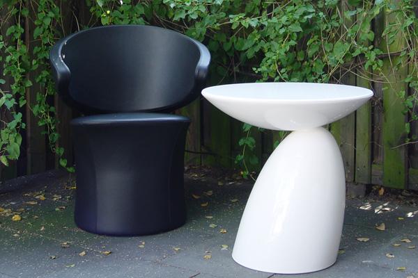 蘑菇形Table茶几