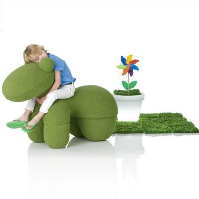 Pony Chair小马椅 小狗椅 儿童椅Eero Aarnio艾洛阿尼奥粉红色