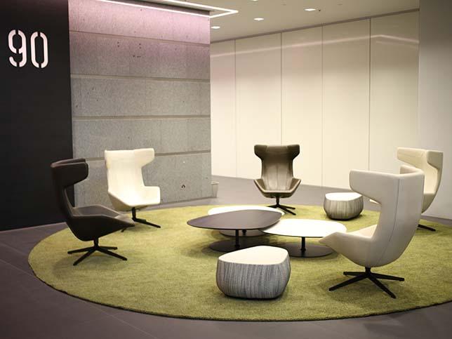 Take A Line For A Walk Chair设计师公牛椅创意舒服休闲椅