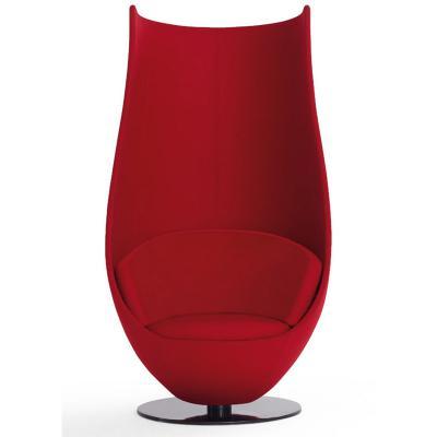 Cappellini郁金香扶手椅Wanders Tulip Armchair休闲高酒杯椅