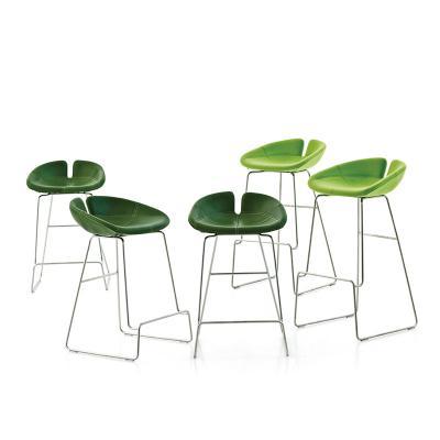 Fjord barstool欧式创意现代吧凳高脚凳酒吧椅餐厅咖啡厅椅家用