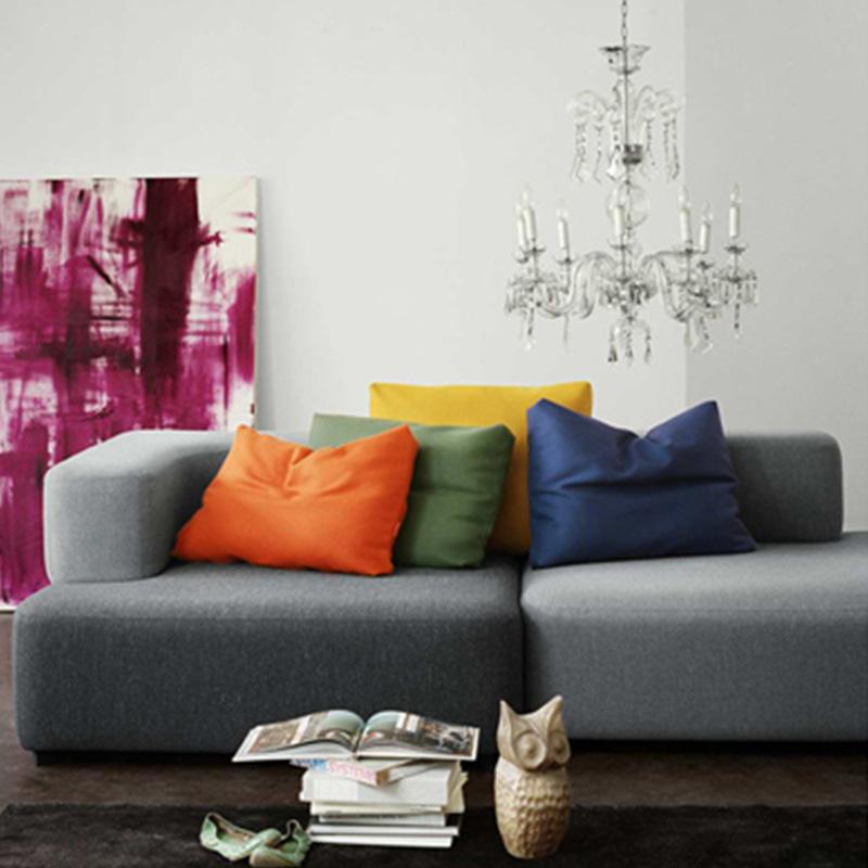 alphabet 2 seat sofa 字母2座沙发北欧设计风格两座沙发客厅沙发