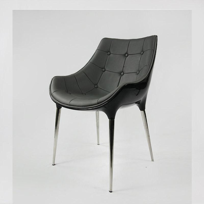 扶手椅 现代休闲时尚创意餐椅Philippe Starck Passion armchair戴安娜