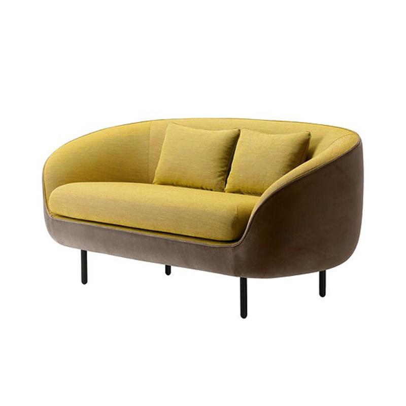 样板房沙发 GamFratesi北欧小户型沙发Haiku Low Sofa可定沙发