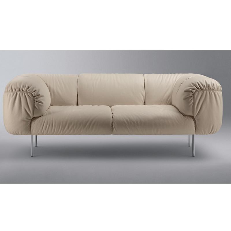 北欧双人沙发 创意设计师家具 bebop2-seater比波普双座布艺沙发