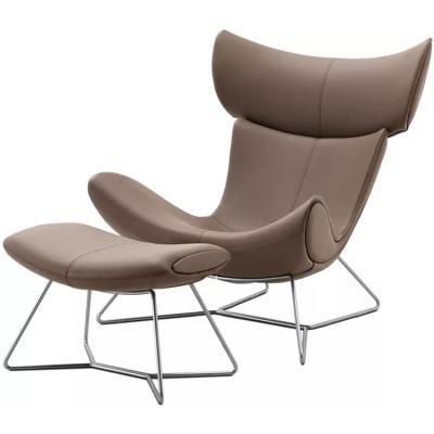 皮质方脚 躺椅Henrik Pedersen地产酒店别墅 大师家具设计网  全球高端家具定制