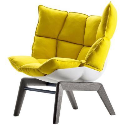 大款稻壳休闲椅Husk chair 肌肉椅玻璃钢稻田洽谈休息椅