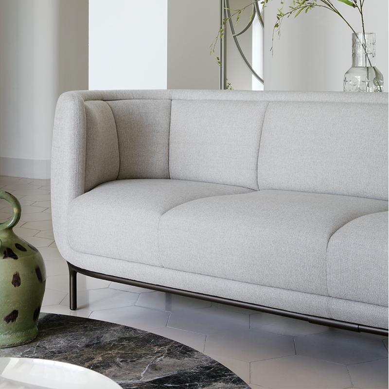新款Vuelta sofa简爱时尚个性创意休闲布艺单人多人沙发