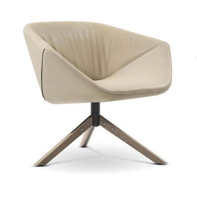 艾拉简易椅Ella Easy Chair 创意休闲椅异型休闲椅会客椅颜色可定制