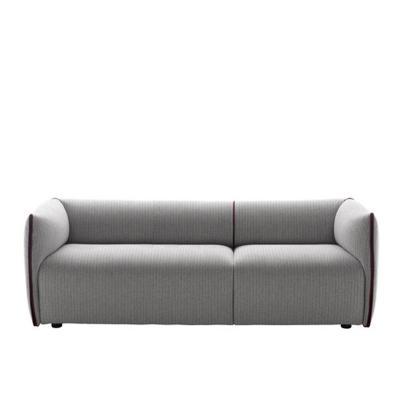 三人双人 北欧简约双人沙发mia chair sofa 现代扪布膨胀设计师MDF Italia by Francesco Bettoni
