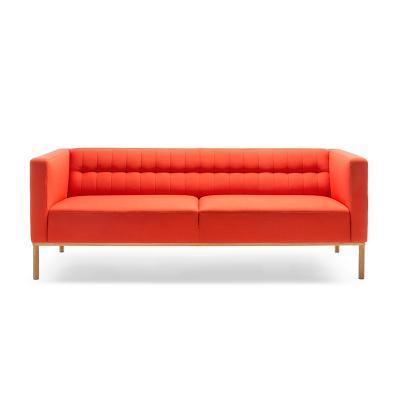 布艺会客沙发OTTO Sofa简约小户型客厅咖啡厅酒店别墅休闲沙发