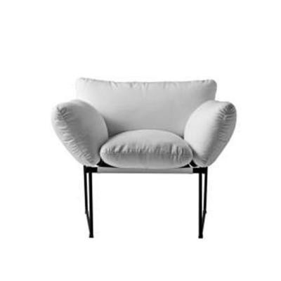北欧布艺休闲沙发Elisa Driade Sofa极简设计样板房酒店西餐厅会所