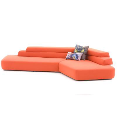 布艺裂谷组合沙发Rift composition sofa  休闲转角沙发 酒店沙发