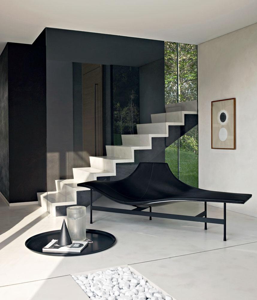 休闲躺椅沙发Lounge chair  玻璃钢异形躺椅 造型椅TERMINAL 1 by Jean Marie Massaud for B&B Italia
