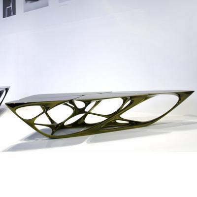 1.6米现货玻璃钢异形茶几  扎哈设计师茶几 Vitra Edition Table Mesa table