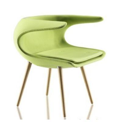 布艺款汉斯玻璃钢餐椅 Hans Wegner 大师设计师椅 高品质 质量第一 高端家具餐椅