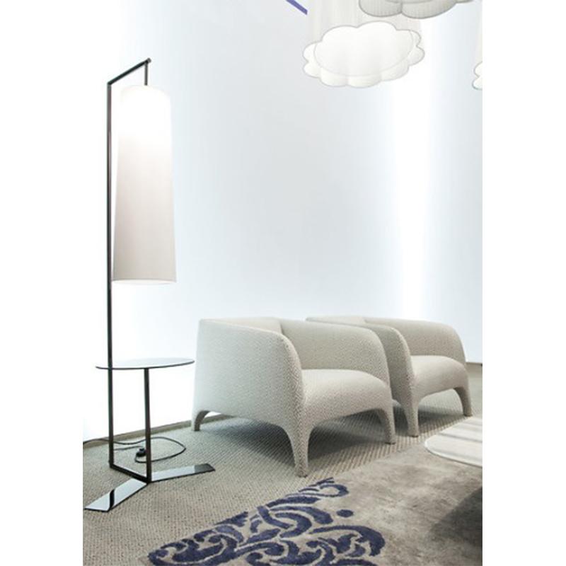 可定制北欧扶手椅Soressi Opale时尚椅 小户型家居酒店沙发椅
