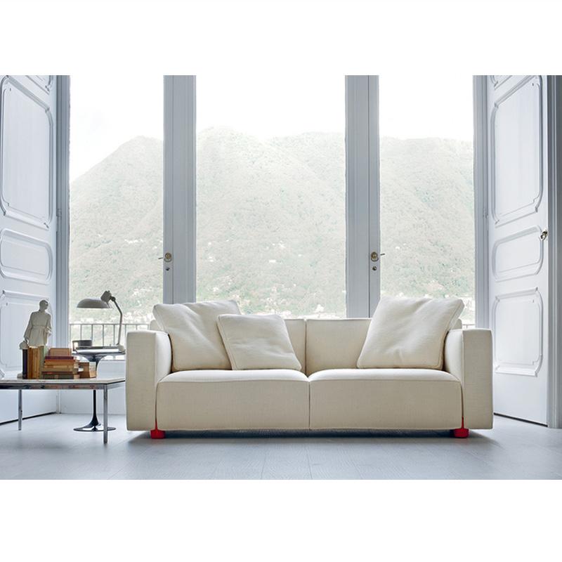 双座沙发osgerby 北欧时尚风格简约沙发 酒店大堂会议室客厅沙发