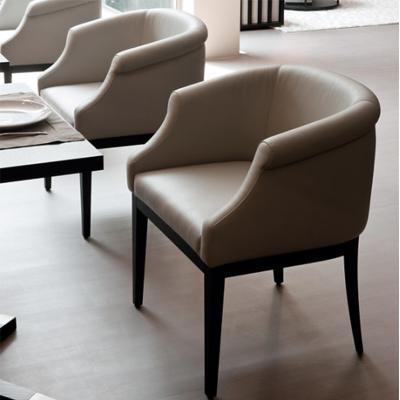 歌剧真皮椅Opera Design Amelie Armchair设计天使爱美丽扶手椅