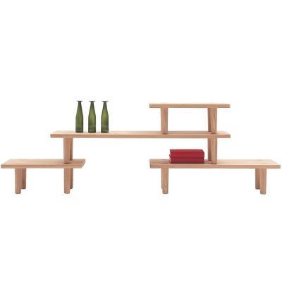 置物架 Eamija 简约现代换鞋凳时尚设计可定制试鞋凳 穿鞋凳
