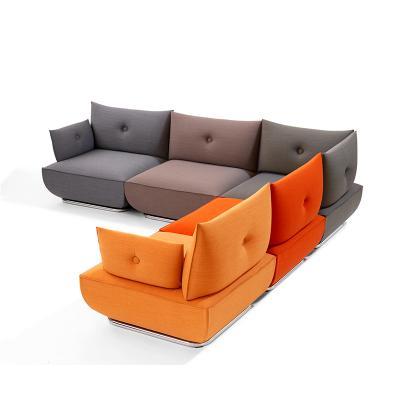 简约现代布艺沙发Dunder corner sofa客厅时尚沙发个性组合规格可定制