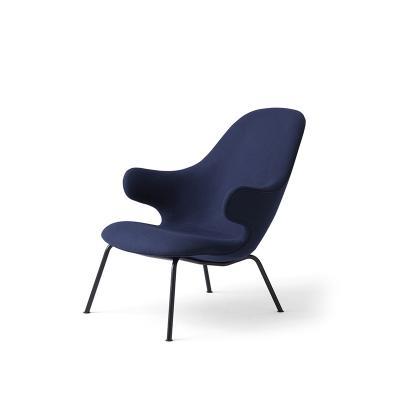 北欧创意椅Catch Lounge Chair时尚休闲接待椅会所酒店咖啡厅餐椅