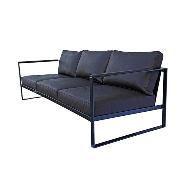 摩纳哥沙发椅Broberg Ridderstrale简约现代休息室沙发椅 靠背沙发
