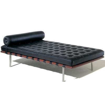 Barcelona sofa巴塞罗那沙发床休闲客厅书房家具午休懒人沙发躺椅