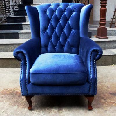 老虎椅伯爵椅 皇帝椅 办公阳台懒人沙发休闲椅