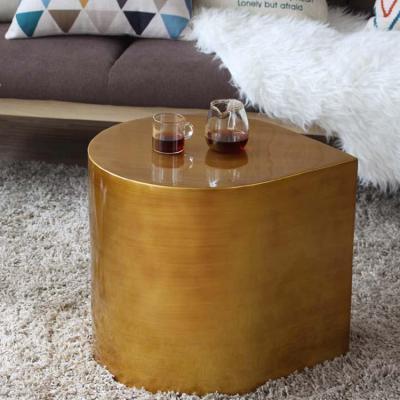 简约现代水滴型茶高档时尚客厅边几 书房卧室小桌子边角家具定制