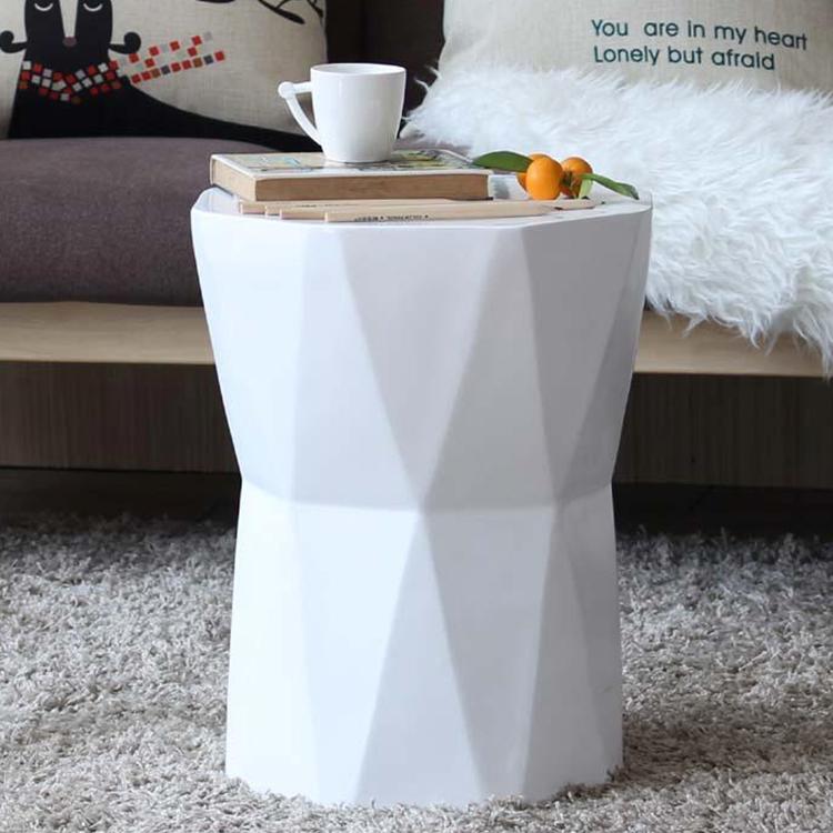 北欧家居几何时尚创意边桌 沙发边几 家具现代简约多边茶几