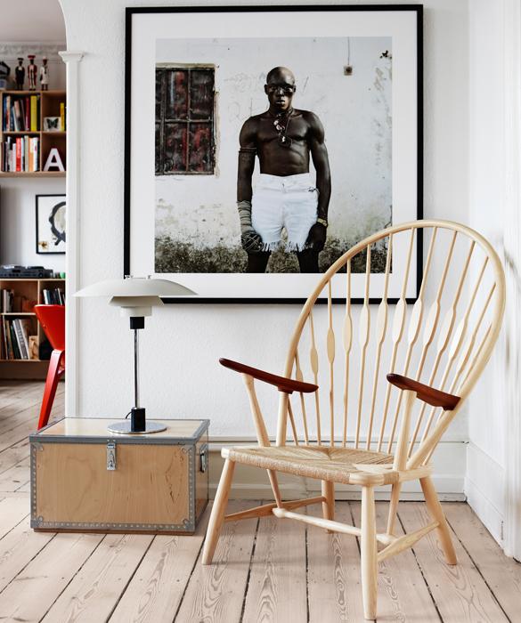The Peacock chair 欧式餐椅 实木椅 阳台躺椅 孔雀椅 复古温莎椅