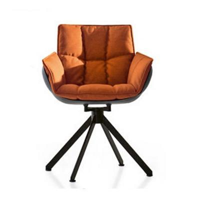 独家HUSK CHAIR北欧休闲椅 肌肉椅 玻璃钢时尚休闲椅 设计师椅