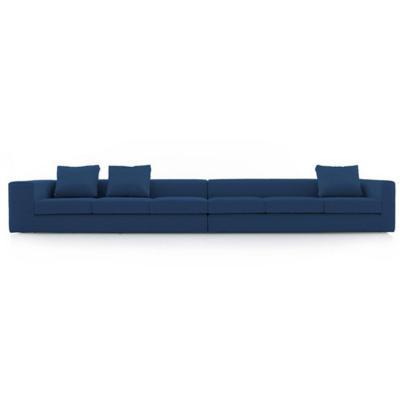 Berry sofa 现代简约高档客厅家具北欧大款L形组合布艺转角大沙发