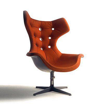 Regina II Lounge Chair Paolo Rizzatto 接待休闲沙发椅 商务椅