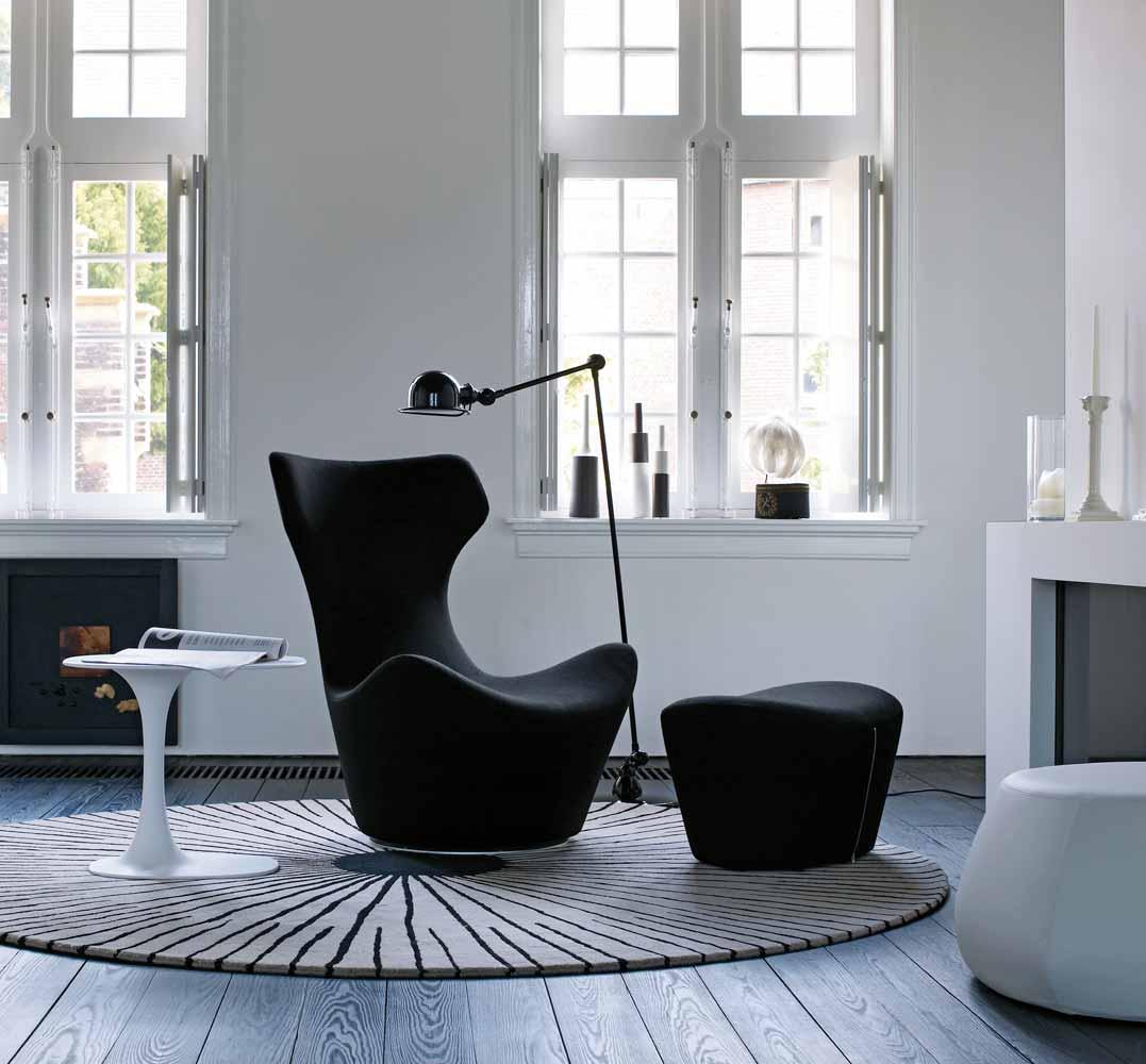 玻璃钢布艺真皮大凤蝶扶手椅 日本设计师 休闲沙发椅 高品质 质量第一 高端家具
