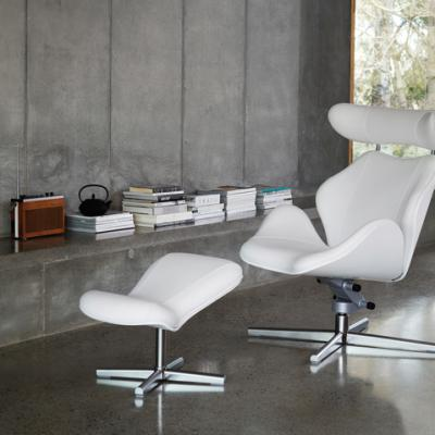 TOK LOUNGE CHAIR 大师设计椅 老板休息椅 办公室曲木躺椅TOK椅子