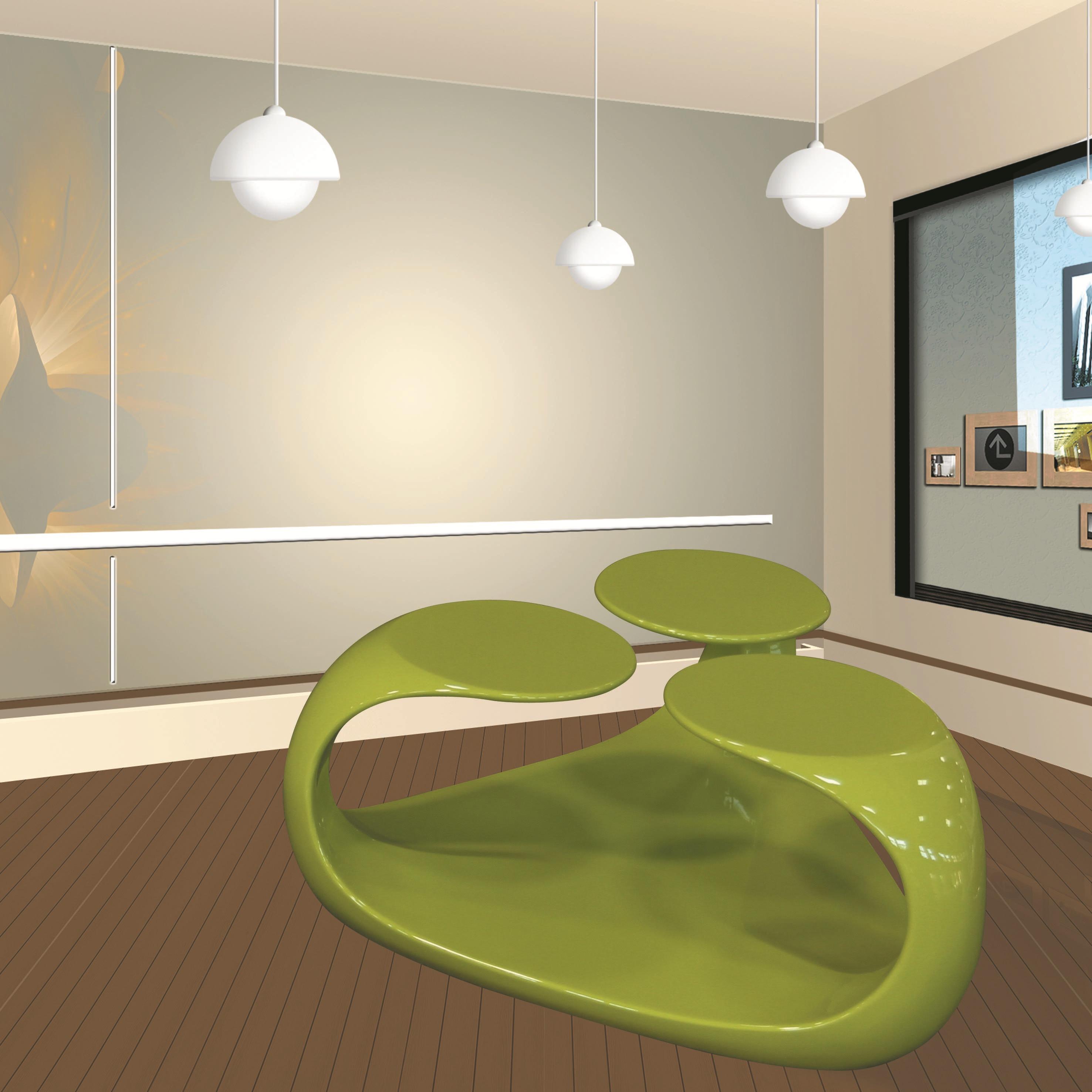 创意造型时尚花瓣桌 个性设计茶几 特色桌 户外咖啡桌 客厅茶几
