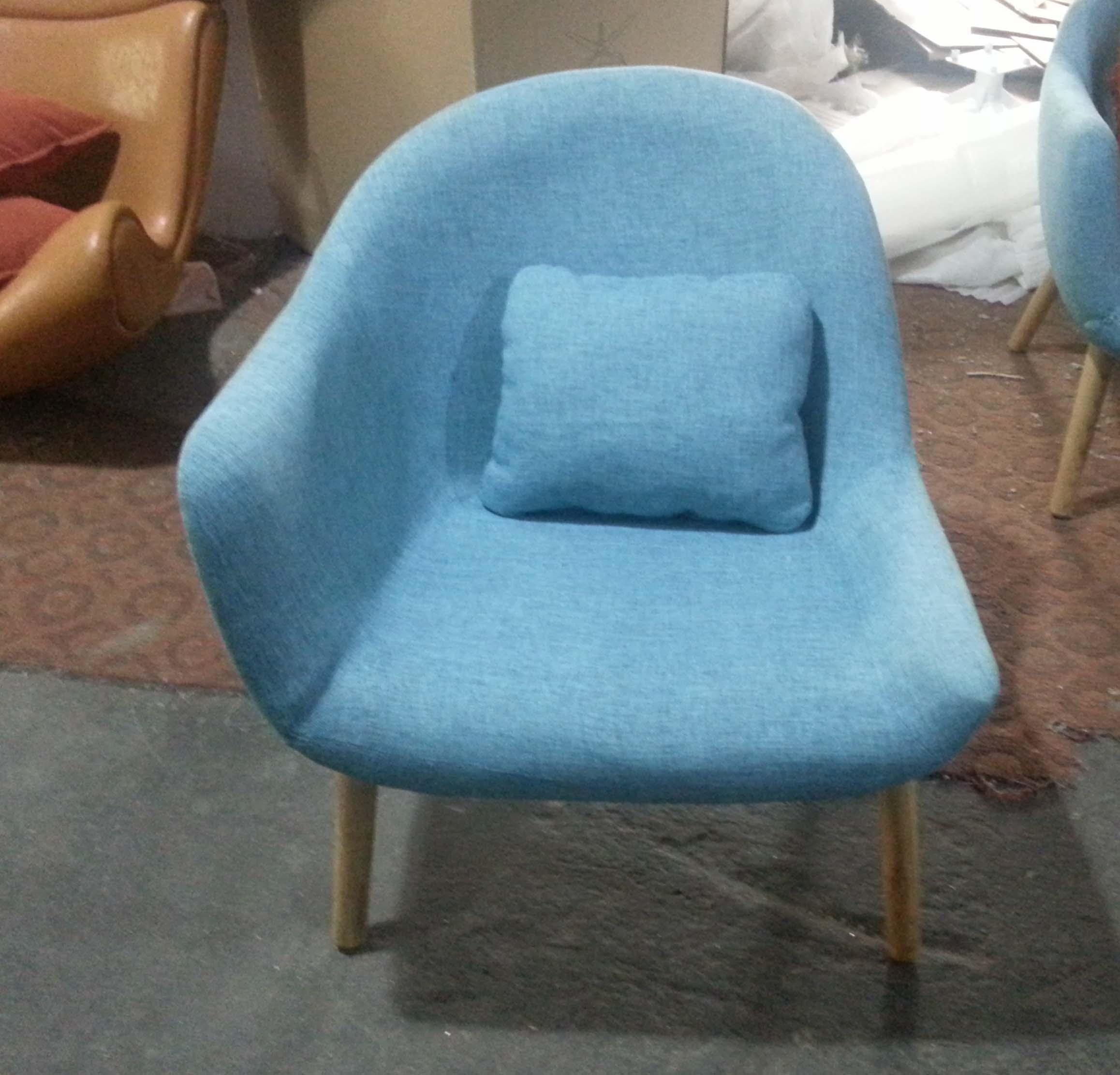实物MAD Chair 疯狂 玻璃钢沙发椅 休闲单人沙发 Marcel wanders冷色