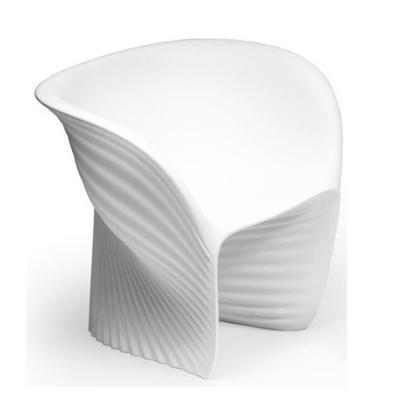 户外家具玻璃钢造型椅 休闲玻璃钢椅 波浪纹椅 会所酒店游泳池家具