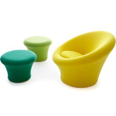mushroom chair f560 北欧风格休闲椅 蘑菇椅子设计师座椅