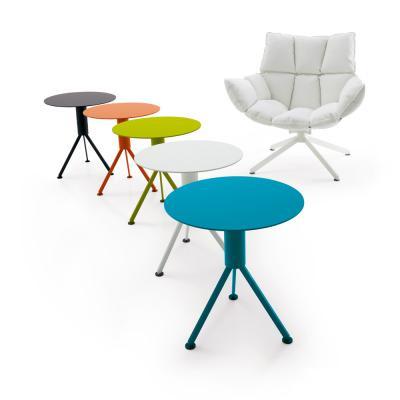 Husk Outdoor Low table 设计师茶几 稻壳边几 稻壳系列边几