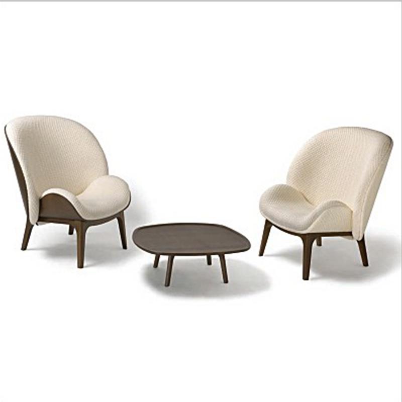 太师椅拥抱椅 个性时尚休闲椅 北欧创意家具 Fauteuil HUG chair