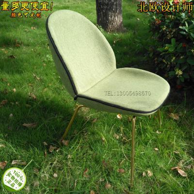 实物现货 餐椅商务休闲椅玻璃钢椅 电镀五金脚玻璃钢座板酒店餐椅咖啡
