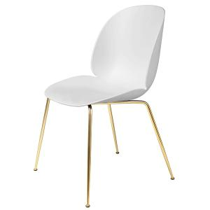 玻璃钢单椅漆面五金脚颜色可定制 丹麥Gubi  高品质 质量第一 高端家具餐椅