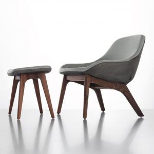 实木单人扶手椅Morph Duo 德國 ZEITRAUM 北欧家具室内外定制参考网站