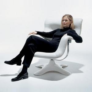 20C Karuselli 休閒椅 芬蘭Yrjö Kukkapuro 英國瑞士永久收藏品