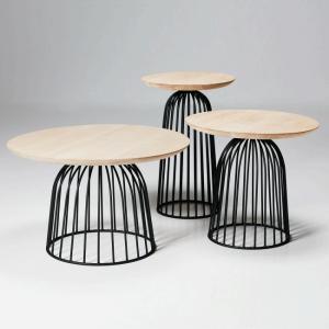 北欧 Wire Basket 小型邊几 丹麥家具品牌 WON